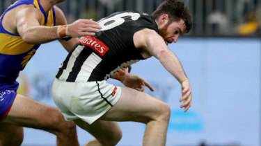 Goldsack was extraordinary given it was his first game for the season in the qualifying final.