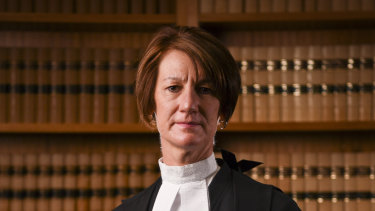Director of Public Prosecutions Kerri Judd will challenge legal precedents.