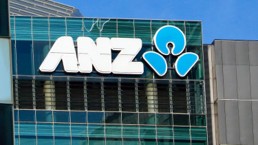 ANZ will pay shareholders a 35c per share dividend.