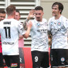City urged to work on mental resilience before Wanderers clash