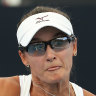 Rodionova gets upset win over Stephens, Barty advances in Adelaide