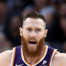 Baynes rising from the NBA ashes with Phoenix