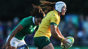 Sharni Williams has signed a two-year contract extension with the sevens side.