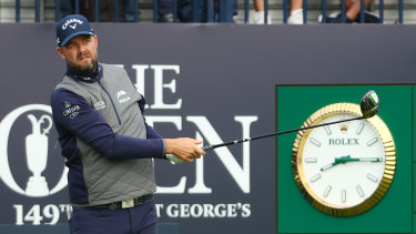 Marc Leishman says winning an Olympic gold medal would surpass anything he has done in his career.