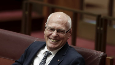"""Senator Jim Molan says his military experience is crucial to the Coalition's understanding of defence matters: """"I ran the war in Iraq."""""""