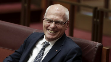 Senator Jim Molan, who entered the upper house early last year after the citizenship crisis claimed Nationals deputy leader Fiona Nash, is a frontrunner in the latest preselection battle.