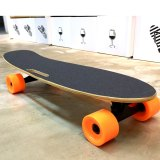 """Smart """"e-boards"""" or electric skateboards are available online for under $600."""