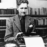 The suffering George Orwell endured during the writing of Nineteen Eighty-Four shortened his life.