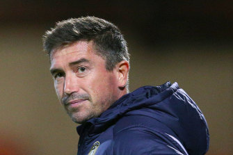 Harry Kewell has embarked on a coaching career in England.
