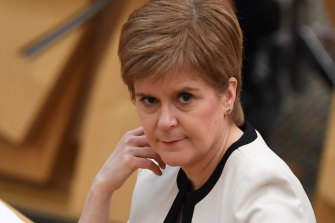 Scotland's First Minister Nicola Sturgeon has laid out a plan to push for Scottish independence.