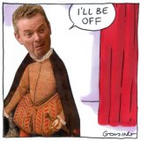 Christopher Pyne. Illustration: Matt Golding