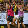 'You can never replace Alex Rance': Tiger does knee