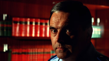 Neil Comrie: from the Vice Squad to Delta taskforce to chief of Victoria Police.