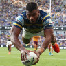 As it happened: Parramatta Eels beat Brisbane Broncos 34-6 in reboot