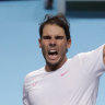 'One-in-a-thousand chance': Nadal's extraordinary comeback keeps ATP hopes alive