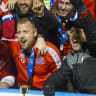 Fourth time lucky as James brace gets Canberra FC home