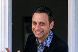 Simon Abrahams, creative director of Melbourne Fringe festival.