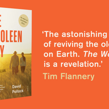 The Wooleen Way is in bookstores now.