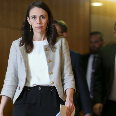 A darling of the foreign media, Ardern  has faced increasing political pressures  at home.