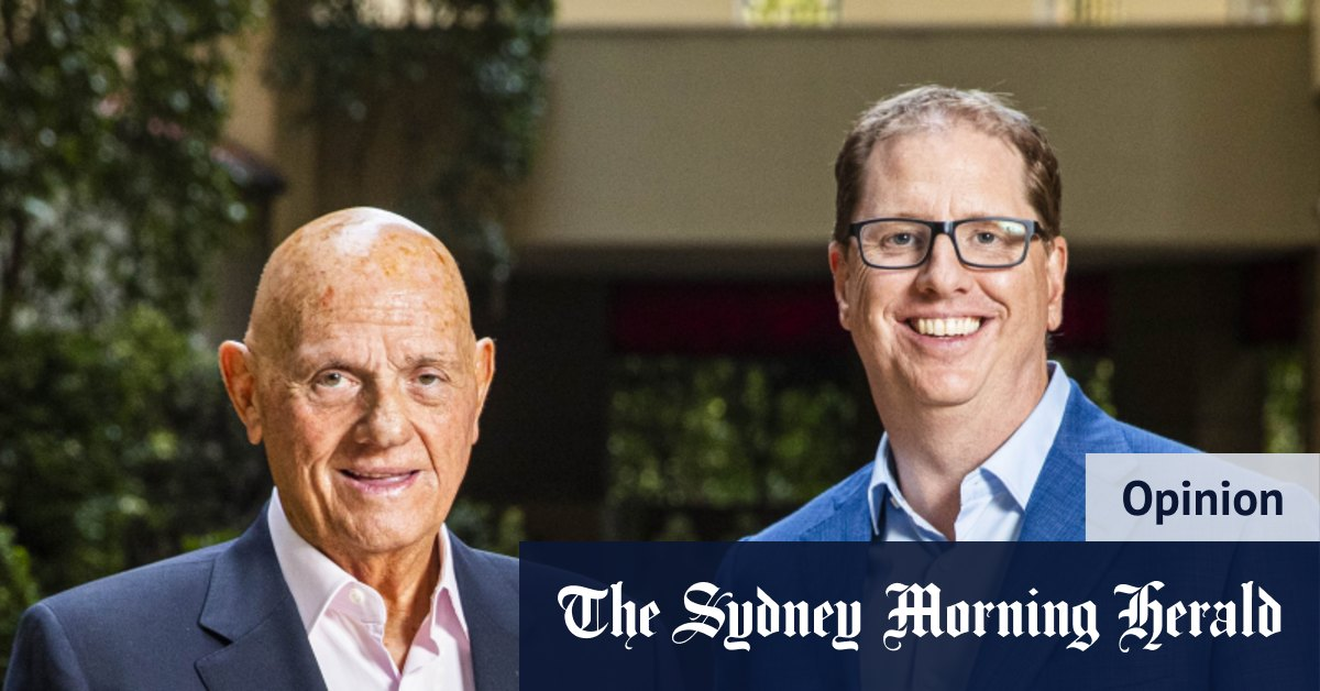 Kirribilli coup: How the PM helped Solly Lew snare Australia's retail royalty – Sydney Morning Herald