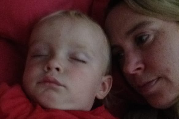 The diagnosis that changed the bond with my toddler