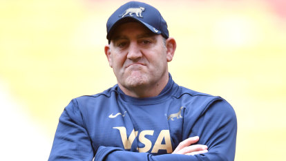 Pumas coach defends Argentina rugby over 'hoodwinking' claims