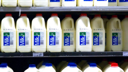 'Something needs to change': Woolworths drops $1-a-litre milk