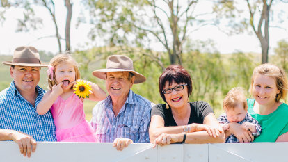 Alice hopes Brisbane test gives cancer patients a chance her father never had