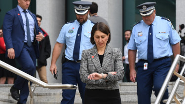 NSW Police have new powers to fine people who breach social distancing rules.