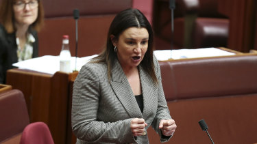 Tasmanian Senator Jacqui Lambie could decide the fate of the government's university funding reforms.