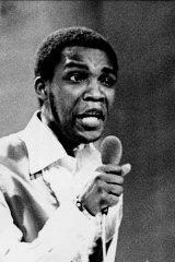Jamaican reggae legend Desmond Dekker.