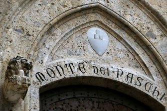 """Italian governments have demonstrated a """"whatever it takes"""" attitude to keep the 549-year-old  Banca Monte dei Paschi di Siena afloat."""
