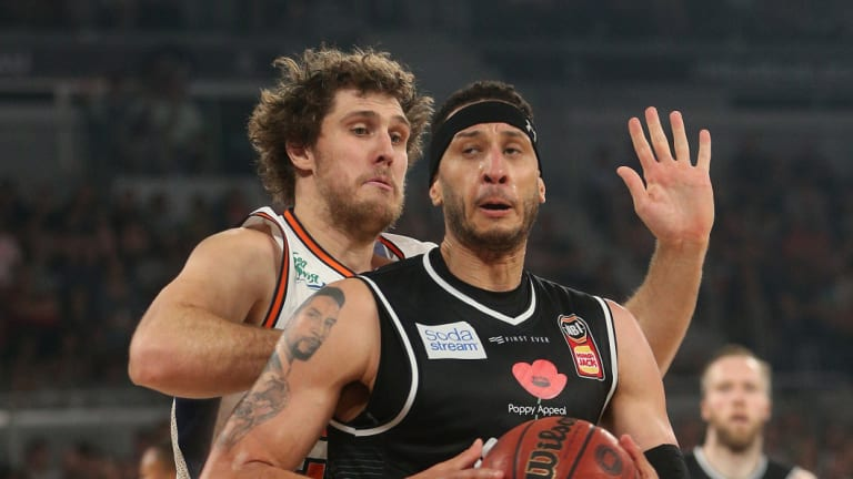 Melbourne United have come back from their round-one loss to NZ to sit 6-3.
