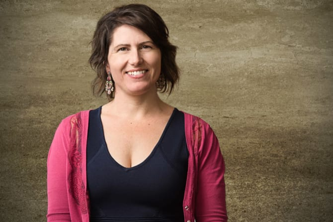 Defence consultant Dr Samantha Crompvoets.