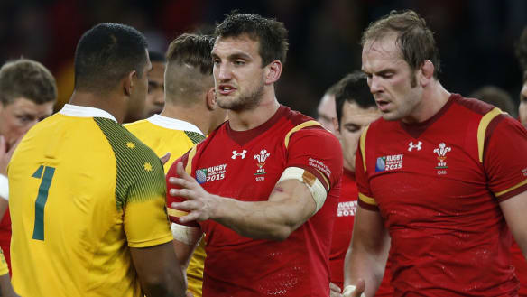 Welsh results offer rare bit of statistical respite for Wallabies