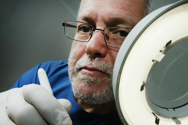 Plastic surgeon Dr Asarjahu Granot.