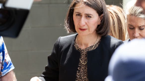 'Petrified, lack of direction': Libs say Berejiklian is 'just not selling it'