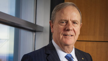 "Former treasurer Peter Costello says the big banks are starting to look like ""regulated assets."""