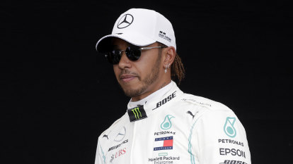 Formula One champ Hamilton questions his future