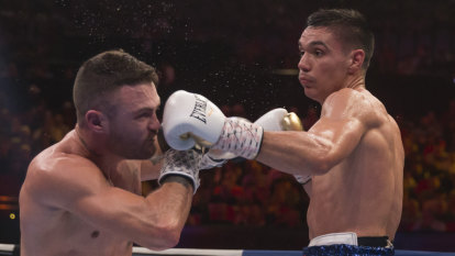 Tszyu sets sights on Kell Brook and Dennis Hogan as next opponents