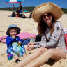 How to survive a beach holiday with toddlers
