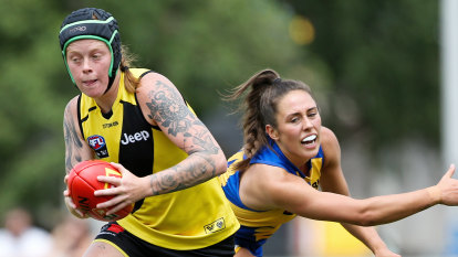 Tiger women aiming high after practice match win