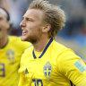 FIFA World Cup: Sweden win scrappy Swiss encounter