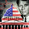 Fifty years on, Trump exploits divisive wedge that rose upon the death of Robert Kennedy