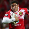 Inspired Tonga cut Lions down to size