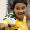 'I have plenty I want to do': Sam Kerr on the cusp of biggest week of her career