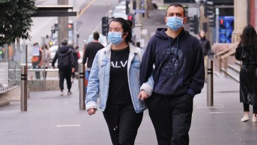 It will be mandatory for Victorians to wear masks outside their homes for the foreseeable future.