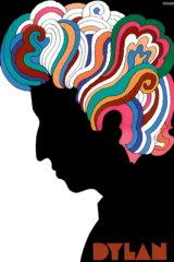 Glaser's Dylan poster.
