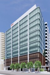 Cromwell Property Group has lodged an amended development application for 475 Victoria Avenue, Chatswood, Sydney