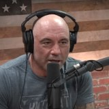 Roe Rogan's is the most listened to podcast in Australia.